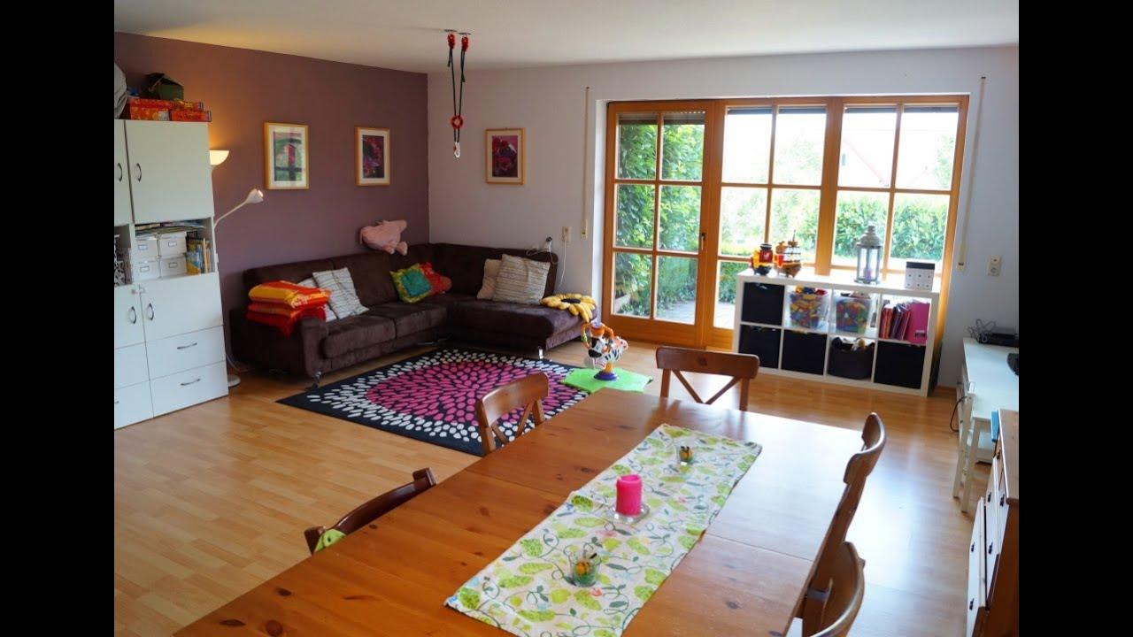 4-Zimmer-Wohnung in Dettelbach (Effeldorf) - YouTube