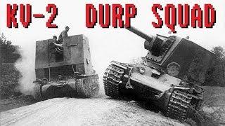 World of Tanks KV-2 DERP! Montage