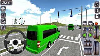 Türkiye Minibüs Dolmuş Oyunu - Minibus Game Android IOS gameplay