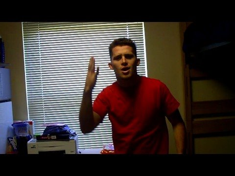 Revelation Song - in ASL - Kevin - Junior at Liberty University