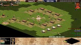 AoE 44 Random GameTV vs BiBiClub Ngày 25-12-2017