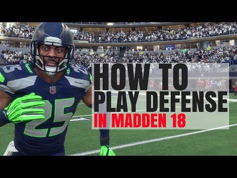Madden 18 Defense Tips 101 - How To Play Defense