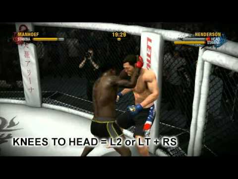 EA SPORTS MMA: Advanced Clinch Tips and Tricks Image 1