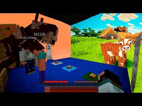 Тайная комната ЗОНЫ 13 [Zone 13] - Minecraft | МЫ ВМЕСТЕ | Серия №1