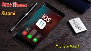 ios 11 theme for miui 9 download