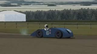 Bugatti Type 32   1923   replica