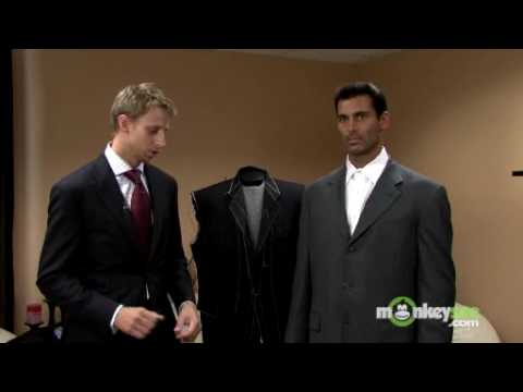 Men s Fashion - How to Buy and Fit a Suit