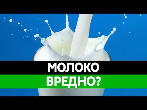 ВРЕД МОЛОКА. Молоко вред или польза? Малышева врет!