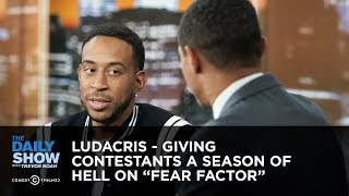 "Ludacris - Giving Contestants a Season of Hell on ""Fear Factor"" 