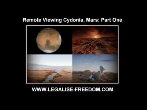 Courtney Brown - Remote Viewing Cydonia, Mars: Part One