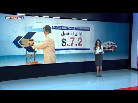 46 مليار دولار تحويلات المغتربين العرب