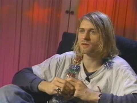 Kurt Cobain Interview 1993 - The rest of the interview clips