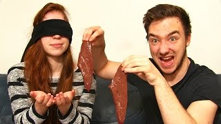 STEAK Vs MA COPINE ! What is it CHALLENGE !