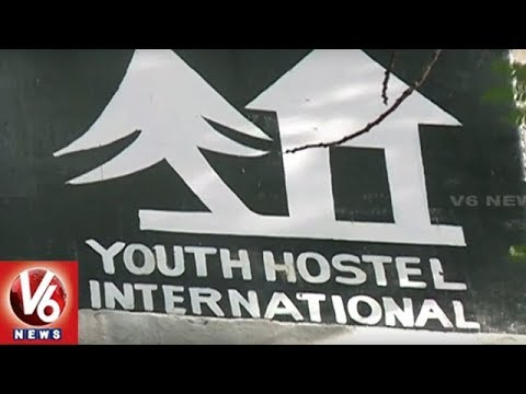 Special Story On Youth Hostel At Hussain Sagar Boat Club | Hyderabad | V6 News