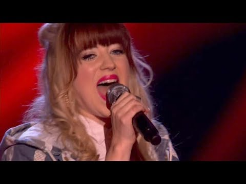 The Voice Uk 2013 | Leah Mcfall Performs 'r.i.p.' - Blind Auditions 3 - Bbc One video
