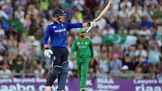 Jason Roy stars as England secure 44-run ODI win over Pakistan