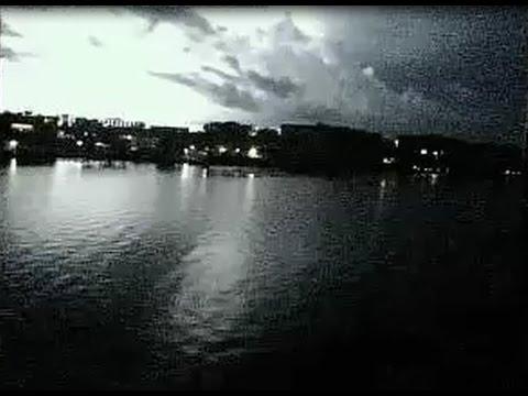 Storms over Banana River Cocoa Beach Florida or WWIII?