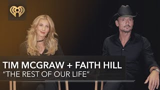 "Download Lagu Tim McGraw And Faith Hill on ""The Rest of Our Life"" 