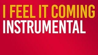 Download Lagu The Weeknd - I Feel It Coming ft. Daft Punk (Instrumental) Gratis STAFABAND