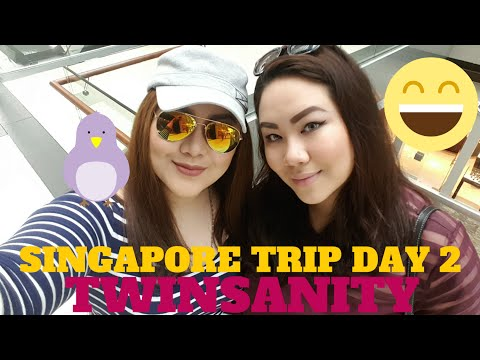 SINGAPORE TRIP PART 2/3 WITH MIGME! (TWINSANITY)