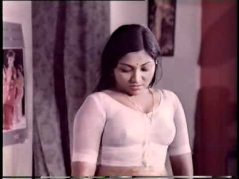Saritha Actress In Wet White Mallu  Blouse video