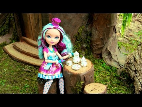 How to Make a Doll Treehouse   Plus Custom Twilight Sparkle - Doll Crafts