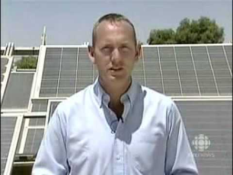 SOLAR ENERGY TECHNOLOGY BREAKTHROUGH