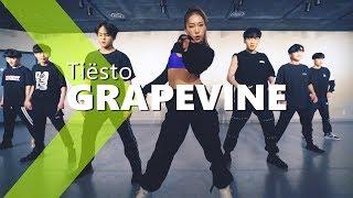 Tiësto Grapevine Janekim Choreography