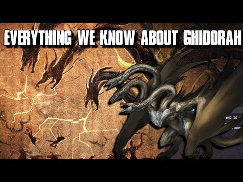 Everything We Know About Ghidorah - Godzilla King Of The Monsters