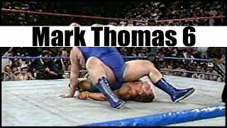 Mark Thomas vs. Earthquake: Jobber Squash Match