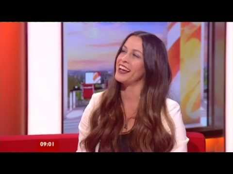 Alanis Morissette Interview BBC Breakfast 2012