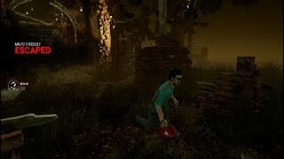 Dead by Daylight-Dwight vs the Hag at Coolwind farm