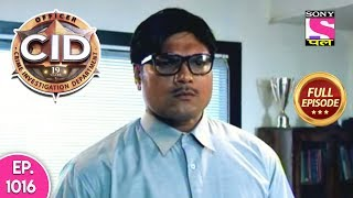 CID - Full Episode - 1016 - 14th December, 2019