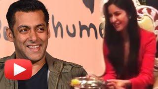 Download Lagu OMG ! Katrina Kaif Performs Salman Khan's Aarti, Does His Puja Gratis STAFABAND