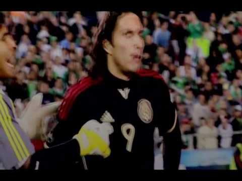 Vídeo de apoyo a la selección mexicana en la próxima Copa Oro y Copa América 2011. Canción: Cielito Lindo Me hubiera gustado que este vídeo tuviera mejor cal...