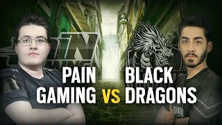 [BR] PAIN GAMING vs. BLACK DRAGONS | Play Day #4 | EliteSix S03 (PC)