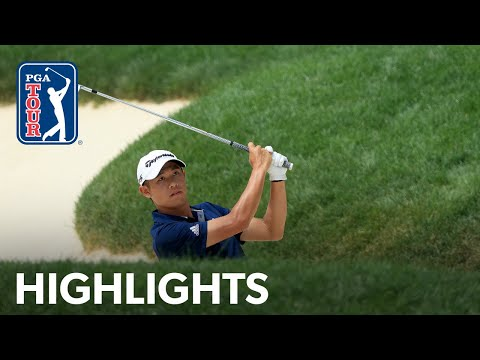 Collin Morikawa's winning highlights from the Workday Charity Open 2020
