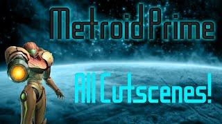 Metroid Prime 1: All Cutscenes!