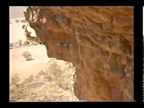 Free Climbing Part 2 - Hard Rock Climbing