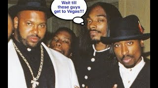 Tupac Murdered in Hospital? Who was Involved? Snoop? LAPD Officer Kevin Gaines?