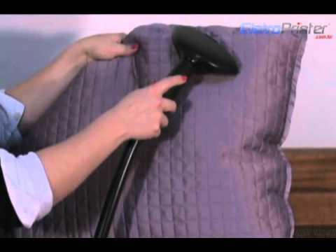 Vaporizador e Higienizador a Vapor Profissional SF-407 - Steamfast