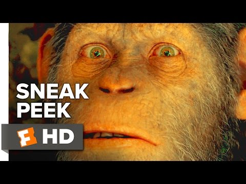 War for the Planet of the Apes Sneak Peek #2 (2017) | Movieclips Trailers