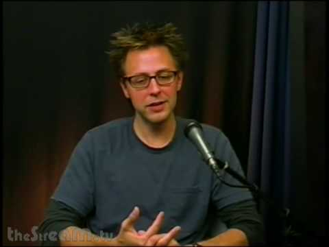 Writer/Director James Gunn