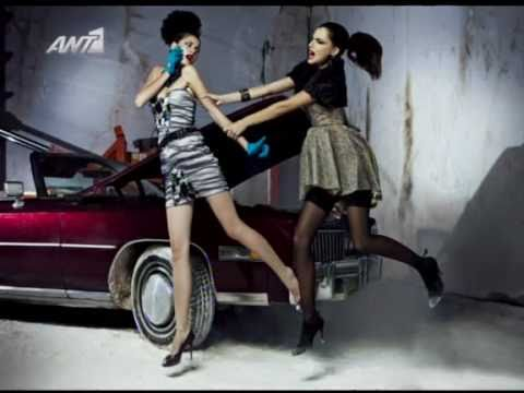 Greece's Next Top Model S2 / E2 [ 5 of 6 ] ANT1 GR ( 18/10/2010