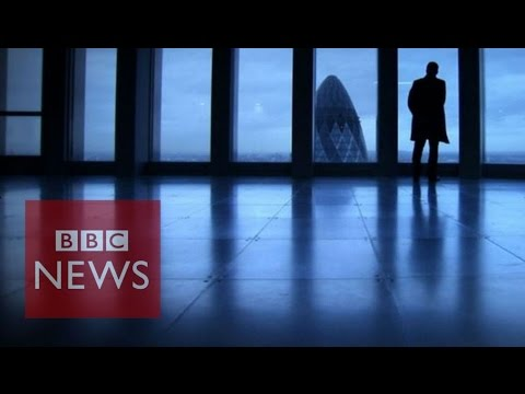 BBC exclusive: What is life like for the real 'James Bond'? BBC News