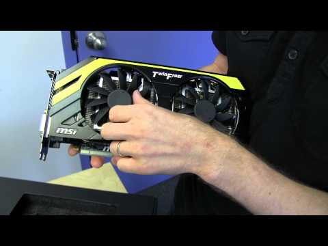 MSI GTX 680 Lightning Video Card Unboxing &amp; First Look Linus Tech Tips