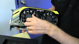 MSI GTX 680 Lightning Video Card Unboxing & First Look Linus Tech Tips