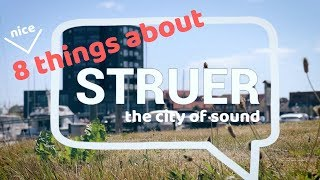 8 things (nice) things about Struer - The City of Sound