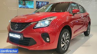 Maruti Suzuki Baleno Alpha 2019 | Baleno 2019 Alpha Features| Interior & Exterior | Real-life Review