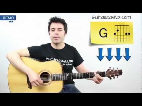 Aprende A Tocar (FACIL) LET IT BE De THE BEATLES En Guitarra Acordes Y Ritmo Tutorial Completo